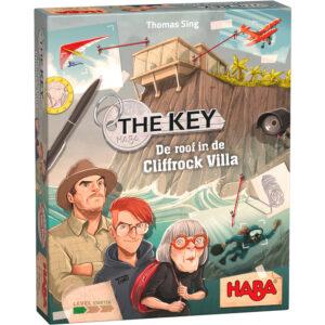 The Key – De roof in Cliffrock Villa