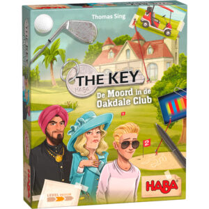 The Key – Moord in de Oakdale Club