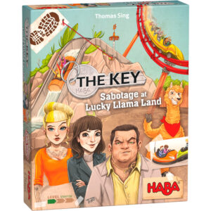 The Key – Sabotage in Lucky Lama Land inhoud