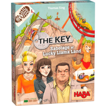 The Key – Sabotage in Lucky Lama Land