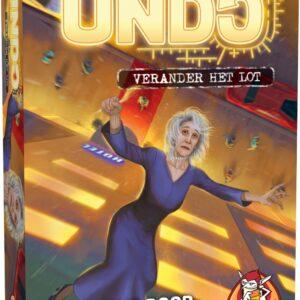 Undo NL: Getekend door het verleden