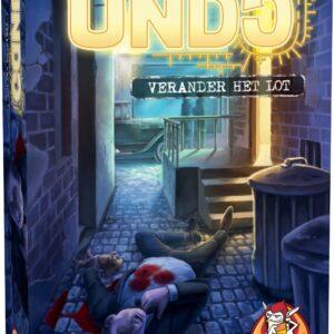 Undo NL: Bloed in het donker