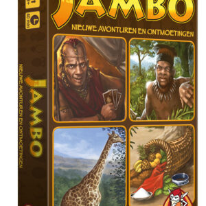 Jambo: Nieuwe avonturen en ontmoetingen