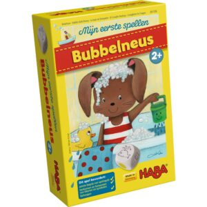 Mijn Eerste Spellen: Bubbelneus