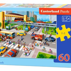 City Rush – 60 stukjes