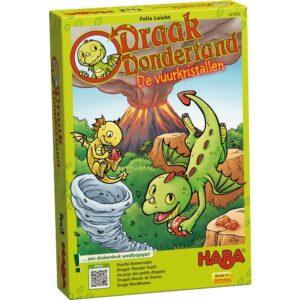 Draak Dondertand: De Vuurkristallen