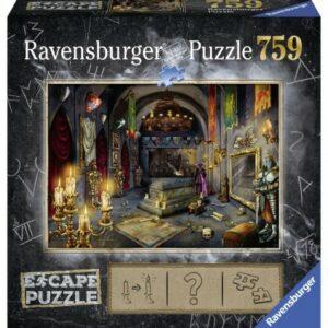 Escape Puzzle 6 – Kasteel van de Vampier
