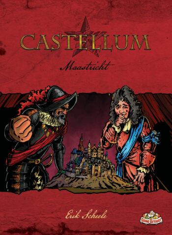 Castellum Game Box cover 20180104