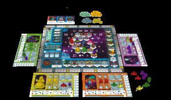 Chimera-Station-game setup-3D-flat