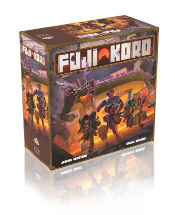 Fuji Koro 3D Box reflection
