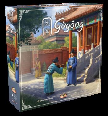 Gùgōng Box Retail 3D EU version 20180522