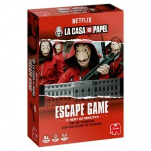 La Casa de Papel – Escape Game