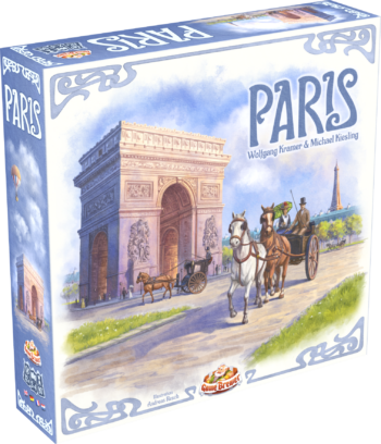 Paris 3D Box No shadow
