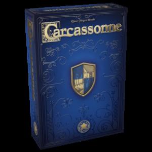 Carcassonne 20 Jaar Jubileumeditie