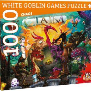 Claim Puzzel: Chaos