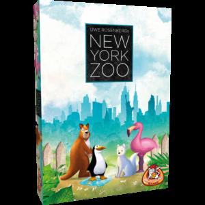 New York Zoo (met olifant token)